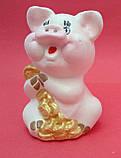 Статуэтка Свинка денежная 7*5 см, фото 4
