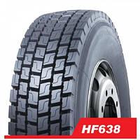 Шины грузовые 315/70 R22.5 SUNFULL HF638 Рулевая