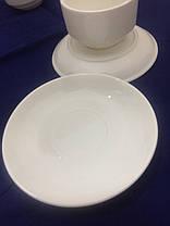 Чашка с блюдцем Белый дом, 180 мл, фото 3