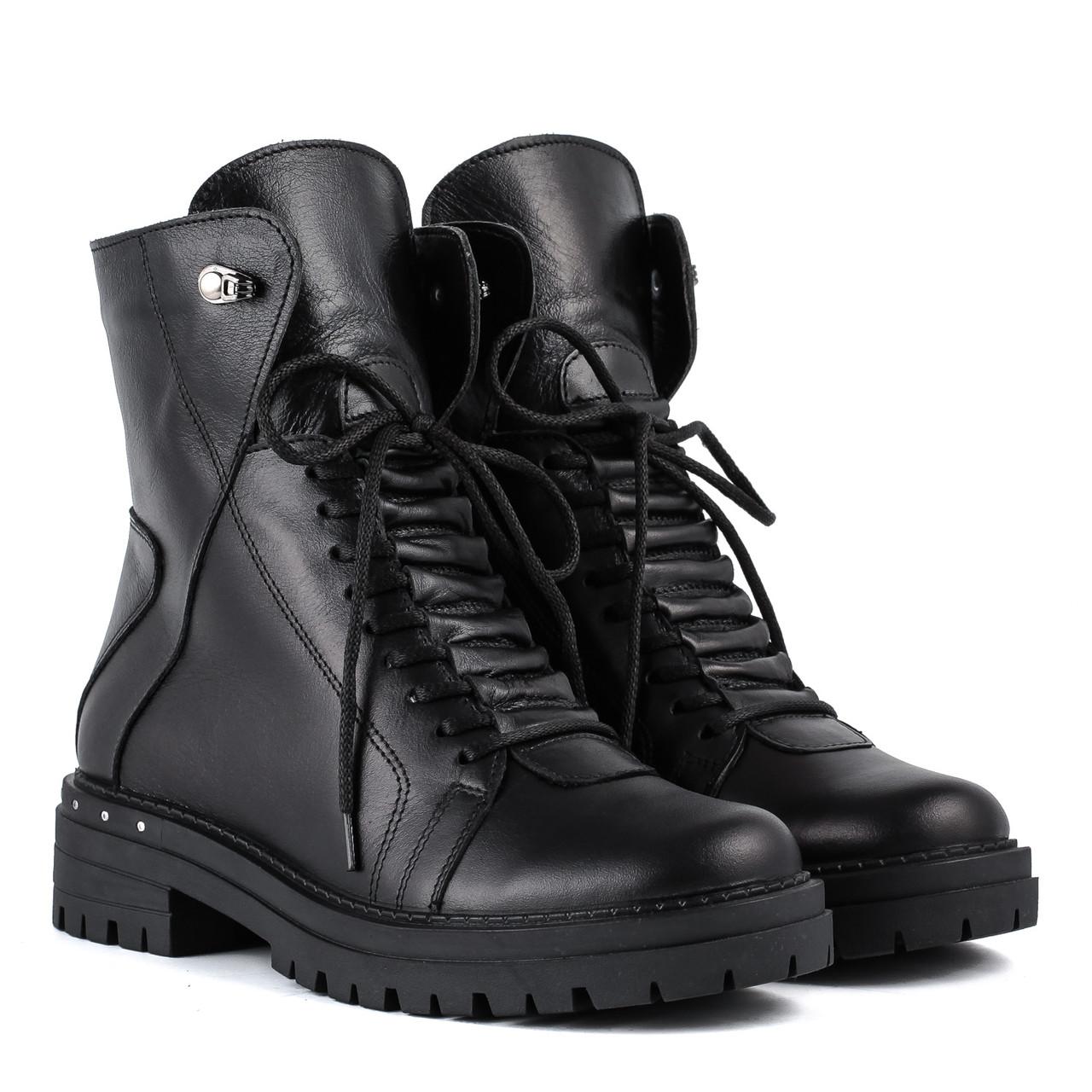 e087eefa5 Купить Ботинки женские Mariani(кожаные, зимние, теплые, стильные ...