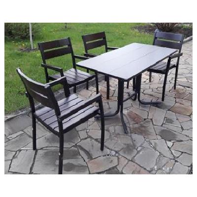 Комплект мебели Стелла для летнего кафе