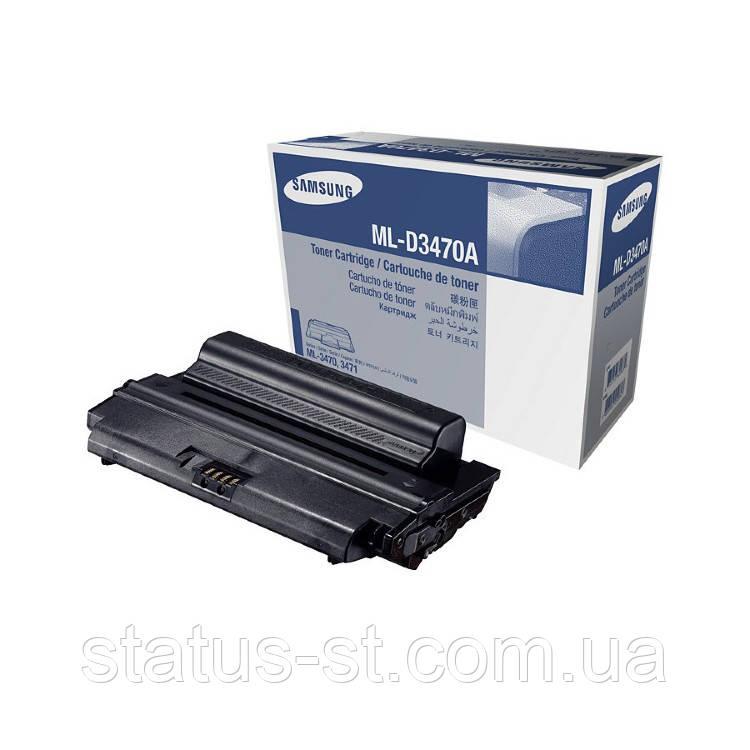 Заправка картриджа Samsung ML-D3470A для принтеру  ML-3470d, ML-3471nd