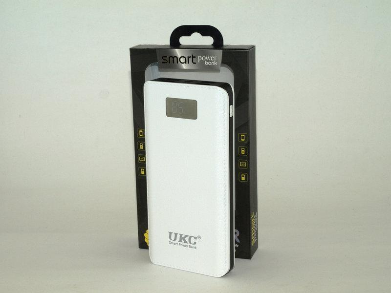 Power Bank UKC M9 50000mAh 4 порта USB