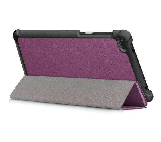 Чехол для планшета Lenovo Tab 4 7 TB-7504 Slim - Purple