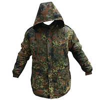 Зимняя куртка BUNDESWEHR флектарн на синтепоне, фото 1