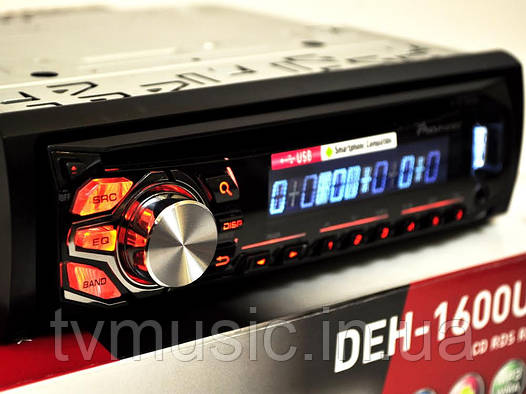 Автомагнитола Pioneer DEH-1600UBA