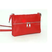 Кожаная сумка Флотар 18 Красная (SK_28_flotar_e)