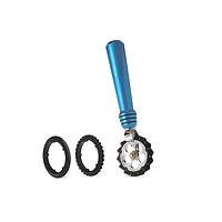 Нож для нарезки теста Marcato Pastawheel Light Blue