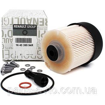 Топливный фильтр (вставка) Renault Sandero 2 1.5 DCI  Original 164037803R, 164039594R