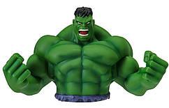 Копилка-Бюст Money Box Bust 3D Hulk Халк 17 см HU1