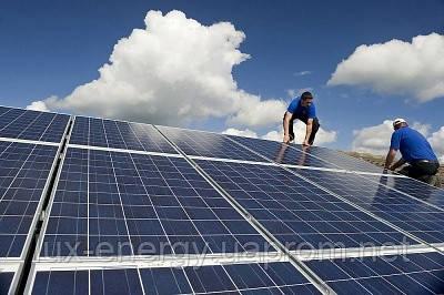 Монтаж солнечных электростанций, фото 2