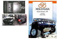 Защита на двигатель, КПП, радиатор для Nissan Teana 1 (2003-2008) Mодификация: все Кольчуга 1.0155.00 Покрытие: Полимерная краска