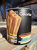 """Эмаль для пола быстросохнущая """"COLORINA"""" ПФ-266 (красно-коричневый) 2,8 кг. - Фото"""
