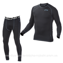 Термобелье ALASKA Base Layer 180G Black