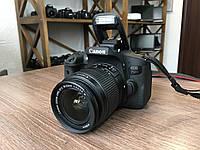 Дзеркальний фотоапарат Canon EOS 750D 18-55 DC III, фото 1
