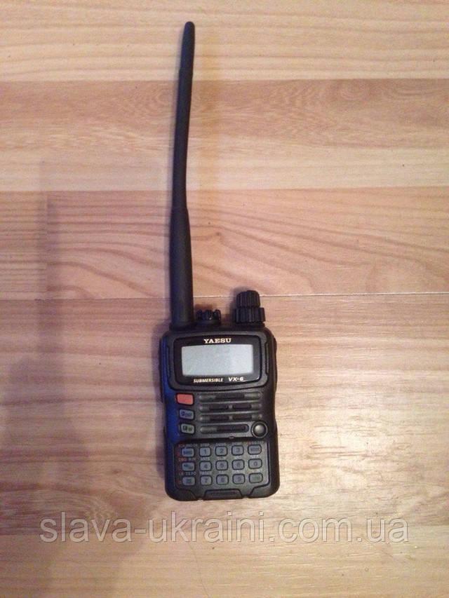 Радиостанция Yaesu VX-6R Б\У