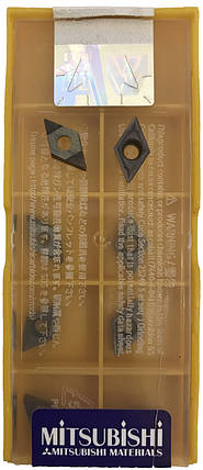 Пластина Mitsubishi VP15TF DCMT070204, фото 2