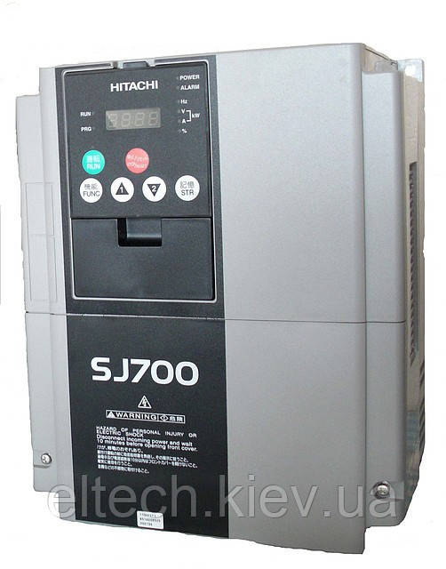 Инвертор Hitachi SJ700D-220HFEF3, 22кВт, 380В