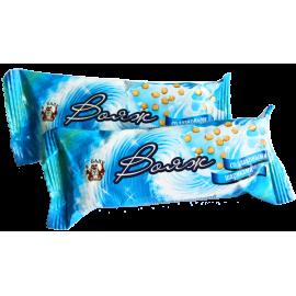 Конфеты вафельные Вояж со злаковыми шариками 2кг. ТМ Балу