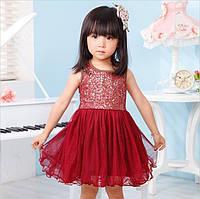 4ca39b6e50d Нарядное детское платье на выпускной праздник утренник фотосессию 122 128  134