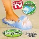 Сандалия-щетка Easy Feet Изи Фит чистота ног