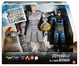 Бетмен і Степпенвульф набір великих фігурок DC Justice League