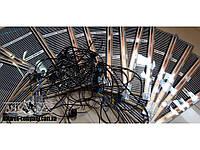 Інфрачервоний обігрів ( комплект з дротом і вилкою ) 0.50 Х 1.75 м, фото 1