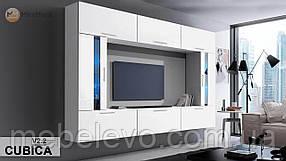 Кубика Плюс Гостиная вариант-2 1650х2490х350мм    Миро-Марк
