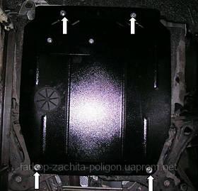 Защита картера Dodge Caliber (v-2.4) с 2006-2012 г.