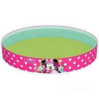 Бассейн детский каркасный BestWay 91067 «Mickey Mouse», 152 х 25 см , фото 1