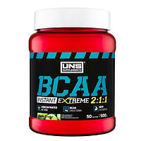 UNS BCAA 2:1:1 INSTANT 500 g (Лайм)