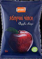 Яблочные чипсы, 55гр
