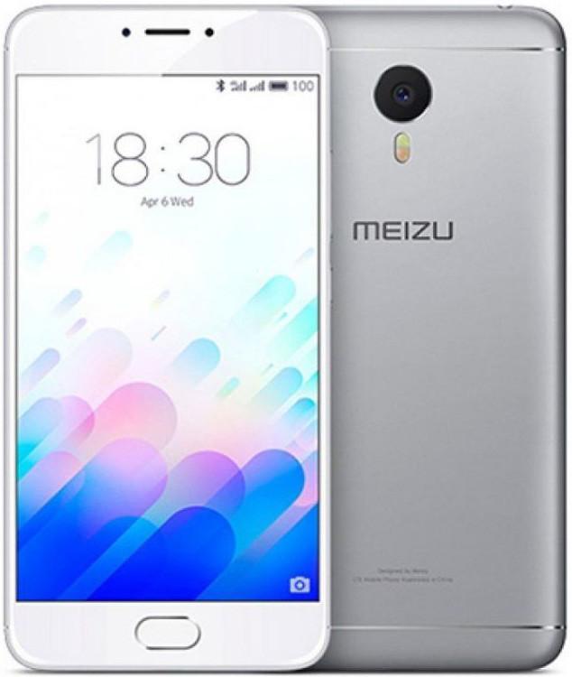 Сенсорный мобильный телефон Meizu M5S 3/32 Silver