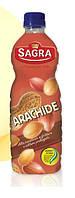 Арахисовое масло Sagra Olio di Arachide, 1 л., фото 1