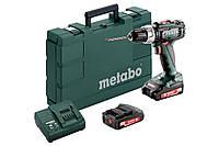 Аккумуляторный шуруповерт Metabo BS 18 L (602321500)