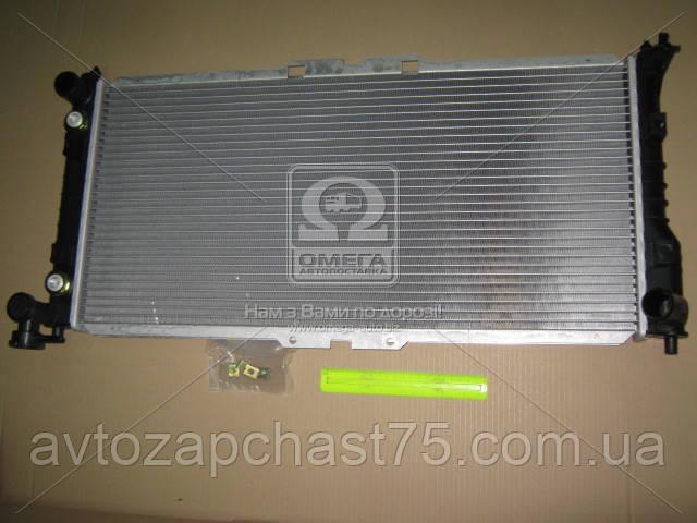 Радиатор водяного охлаждения MAZDA производство Nissens