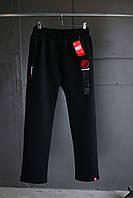 Зимние спортивные брюки REEBOK UFC WINTER черные  реплика