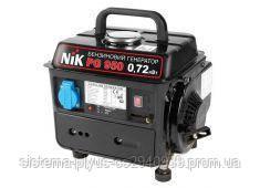 Генератор 0,65 кВт NIK PG950