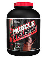 Протеин Nutrex Research Labs, Muscle Infusion, Advanced Protein Blend,2268 g
