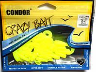 Твистер Condor Crazy bait CTF40, цвет 045, 40мм, 20шт