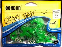 Твістер Кондор Crazy bait CTF50, колір 110, 50мм, 15шт