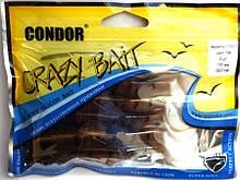 Твістер Condor Crazy bait FSB07, колір 144, 105мм, 6шт