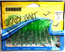 Твістер Condor Crazy bait CT90, колір 110, 90мм, 10шт