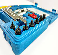 Прибор для вальцовки тормозных трубок