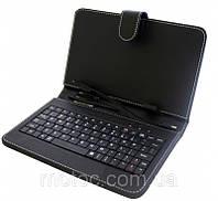 Чехол-клавиатура для планшета 8 дюймов USB Black