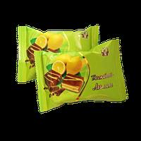 "Конфеты Бисквит ""Лимон"" 2кг. ТМ Балу"