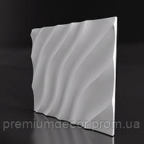 Гипсовые 3Д/3D панели ЛАТТЕ, фото 3