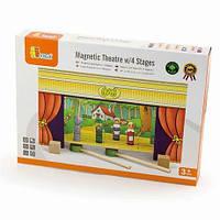 Игровой набор Viga Toys Театр (20181002V-079)
