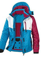 Детская зимняя мембранная лыжная куртка crivit 122-128