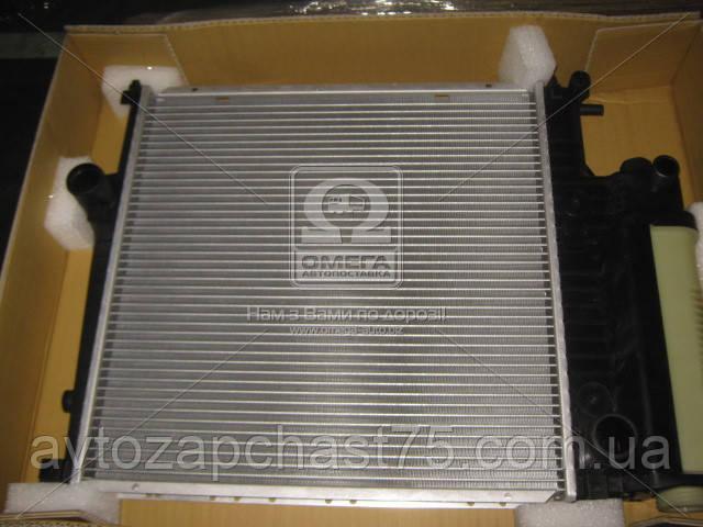 Радиатор  BMW 3  (производство Van Wezel, Бельгия)